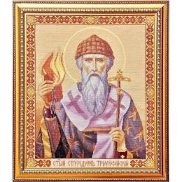 Набор для вышивки крестом - Dantel - 003 Спиридон Тримифунтский