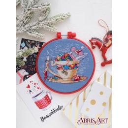 Набор для вышивки крестом - Абрис Арт - АНМ-015 Сладких снов