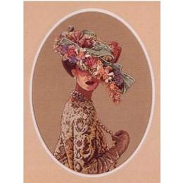 Victorian Elegance / Викторианская элегантность - Dimensions - набор для вышивки крестом