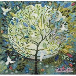Набор для вышивки крестом - Абрис Арт - Древо мира