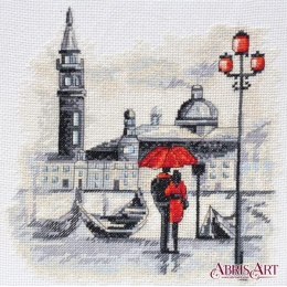 Набор для вышивки крестом - Абрис Арт - Свидание