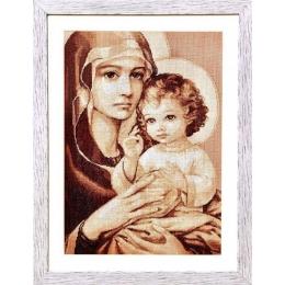 Набор для вышивки крестом - Dantel - 053 Мадонна