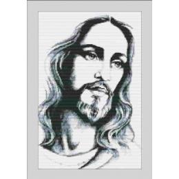 Набор для вышивки крестом - Dantel - 056 Спаситель