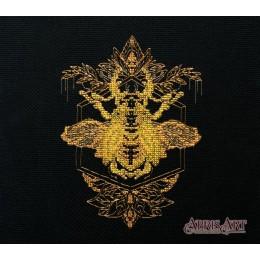 Золотой жук - Абрис Арт - набор вышивки крестом
