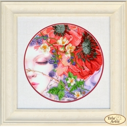 Набор для вышивки бисером - Тэла Артис - НГ-076 Сон