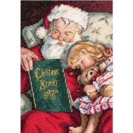 Christmas Stories / Рождественские истории - Dimensions - набор вышивки крестом
