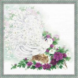 Набор для вышивки крестом Риолис 100/030 Сад Махараджи