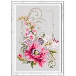 Счастливого марта - Чудесная игла - набор для вышивки крестом