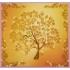 Вышивка бисером дерево