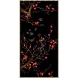 Набор для вышивки крестом Риолис 1062 Райские птички. Цветущая ветвь