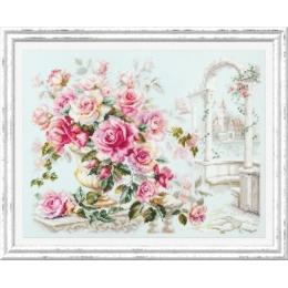 Розы для герцогини - Чудесная игла - набор для вышивки крестом