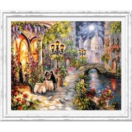 Ночное рандеву - Чудесная игла - набор для вышивки крестом