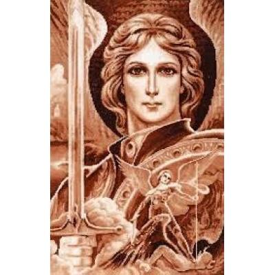 Набор для вышивки крестом - Alisena - 1172а Архангел Михаил