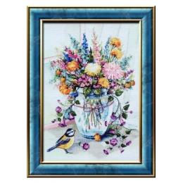 Краски лета - Dantel - набор для вышивки крестом
