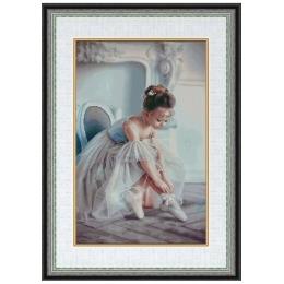 Балерина - Dantel - набор для вышивки крестом