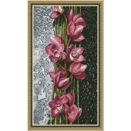 Орхидеи - Dantel - набор для вышивки крестом