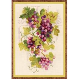 Набор для вышивки крестом - РИОЛИС - 1455 Виноградная лоза