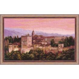 Альгамбра - РИОЛИС - набор для вышивки крестом