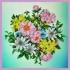 Наборы для вышивки бисером - Цветы