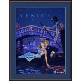 Набор для вышивки крестом - ТМ Мережка - К-181 Visit Venice