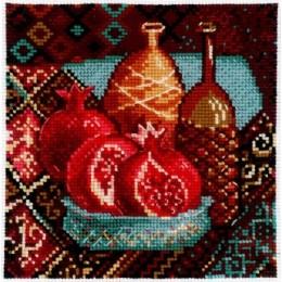 Гранаты - РИОЛИС - набор для вышивки крестом