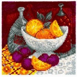 Апельсины - РИОЛИС - набор для вышивки крестом