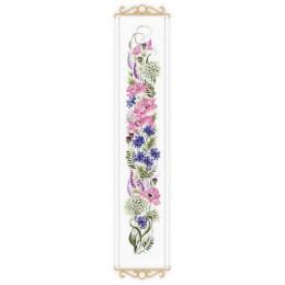 Цветочное ассорти - РИОЛИС - набор для вышивки крестом