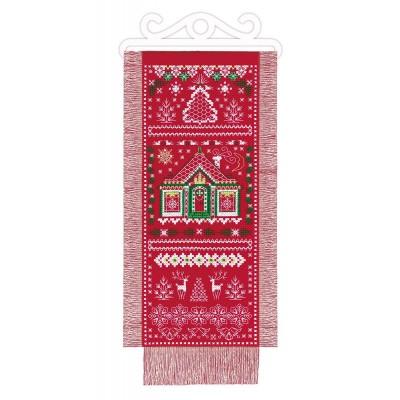 Набор для вышивки крестом - РИОЛИС - Лапландия
