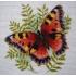 Наборы для вышивки крестом - Бабочки