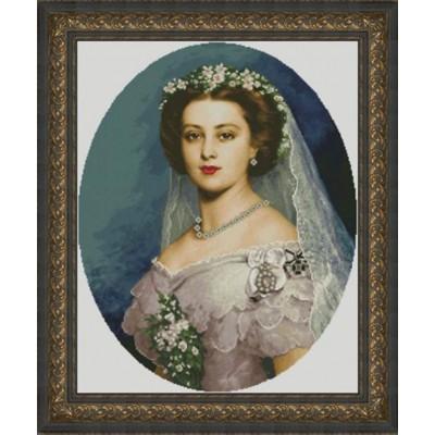 Королева Виктория - Фантазия ТМ - набор для вышивки крестом