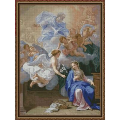 Набор для вышивки крестом - ТМ Фантазия - Благая весть