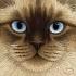 Наборы для вышивки бисером - Коты