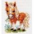 Наборы для вышивки крестом - Лошади