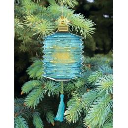 Набор для вышивания крестом Crystal Art Т-26 Серия Красочные фонарики