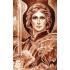 Вышивка крестом Архангел Михаил