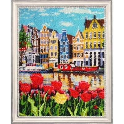 Амстердам - Butterfly - набор вышивки бисером