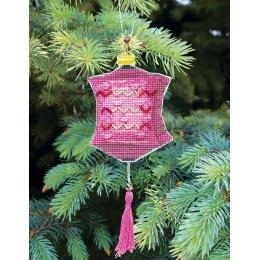 Набор для вышивания крестом Crystal Art Т-42 Серия Красочные фонарики