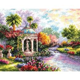 Набор для вышивки крестом - Чудесная игла - 44-20 Царство красоты
