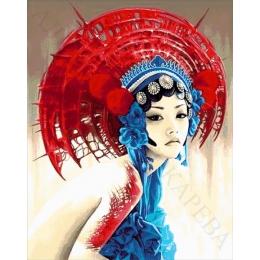 Стиль Востока - Токарева А. - авторский набор для вышивки бисером