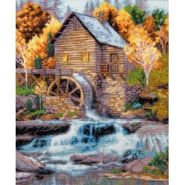 Набор для вышивания крестом Чарівна Мить М-457 Живая вода