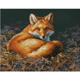 Набор для вышивки крестом - Dimensions - 70-35318 Sunlit fox / Солнечная лиса