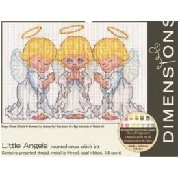 Набор для вышивки крестом - Dimensions - 70-65167 Little Angels