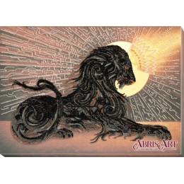 Чёрный алмаз - Абрис Арт - набор вышивки бисером
