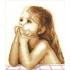 Наборы для вышивки крестом - Дети