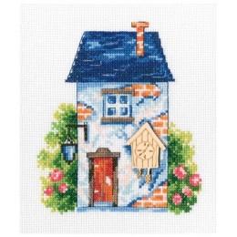 Набор для вышивки крестом RTO MBE9009 Мой милый дом