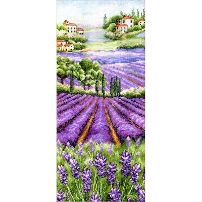 Provence Lavender Scape/Лавандовое поле - Anchor - набор вышивки крестом