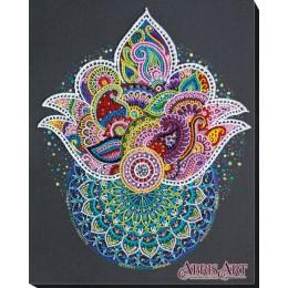 Созерцая… - Абрис Арт - набор для вышивки бисером