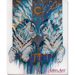 Хранители севера - Абрис Арт - набор для вышивки бисером