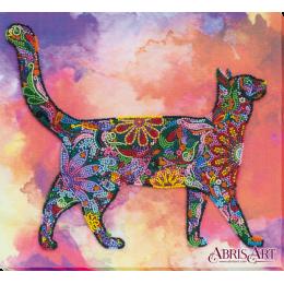 Прогулка по закату - Абрис Арт - набор для вышивки бисером
