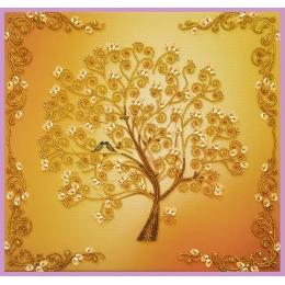 Набор для вышивки бисером - Картины бисером - Р-146 Благополучие